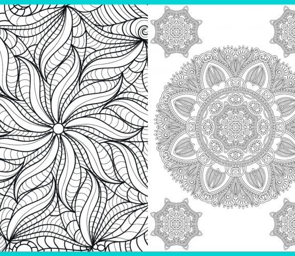 356 best Therapeutic Adult Colouring images on Pinterest ...