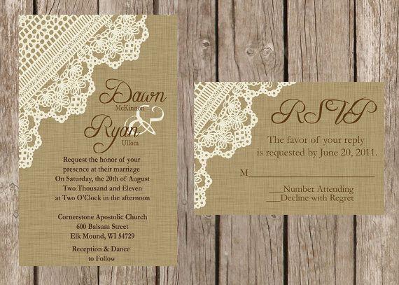 Western Wedding Invites: Best 25+ Western Wedding Invitations Ideas On Pinterest