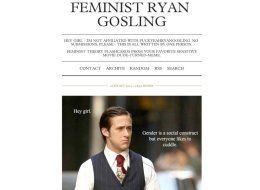 "Video of Ryan Gosling reading some of his ""Hey Girl"" posts! Hilarious."