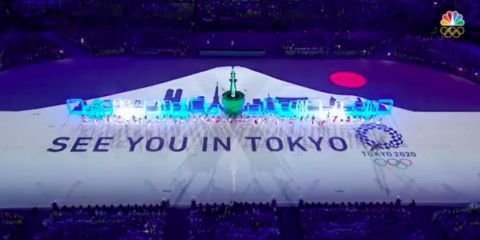 The Tokyo Teaser at the Olympics Closing Ceremony Will Make You Super Excited for 2020