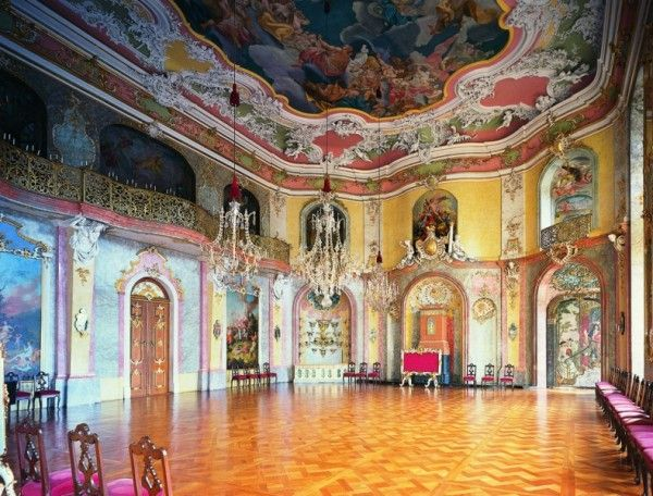 471 best images about architectural creative whimsy for Baroque vs rococo