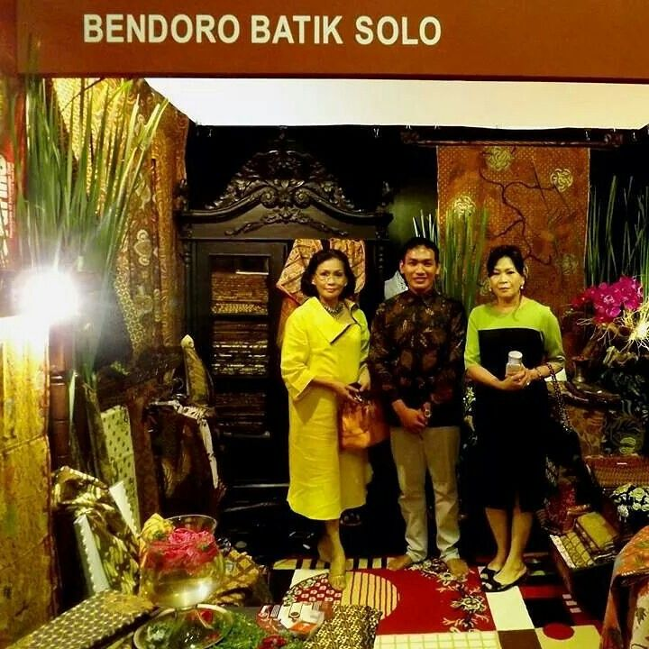 Bendoro batik tulis @crafina2014