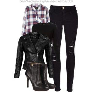 Dean Winchester Outfits