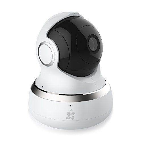 EZVIZ Dome Camera MINI 360° Coverage Pan/Tilt HD Wireless Security Surveillance System, Night Vision with Smart Privacy Mask