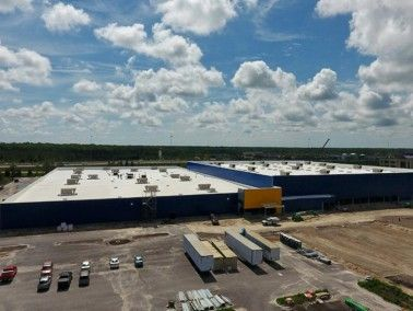 #Ikea's next #solar-powered store is in the works. The home furnishings giant's future Jacksonville, Florida store, slated to open in the fall, will be the newest location to feature a solar power system. Panel installation will begin this summer, and is expected to be complete by early fall. This will be Ikea's fifth solar array in the state of #Florida, according to the retailer.