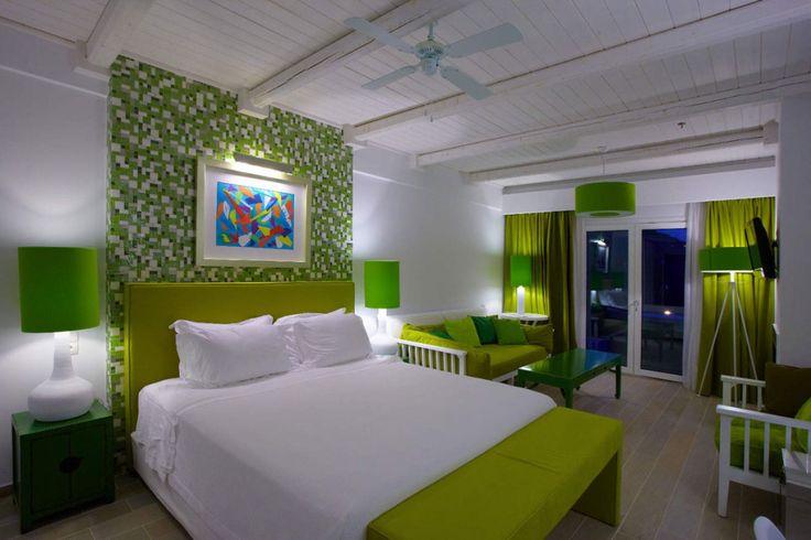 Junior Suite at Salvator Villas & Spa Hotel, Parga www.salvator.gr