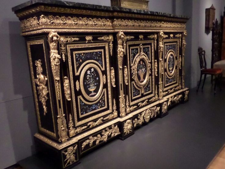 Rijksmuseum  furniture