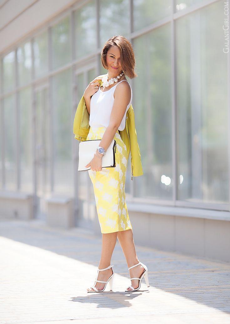pencil skirt Asos by GalantGirl.com