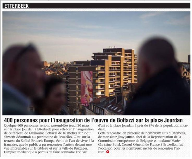 Guillaume Bottazzi / Journal La Capitale 4 avril 2017 En savoir plus