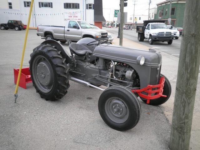 B Db B F F Fe Tractors Motors