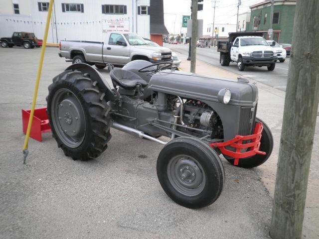 16 Best Images About Ford 9n Tractor On Pinterest Parks