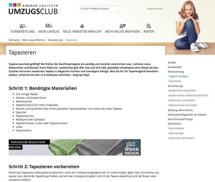 Umzugsclub GmbH (umzugsclub) on Pinterest
