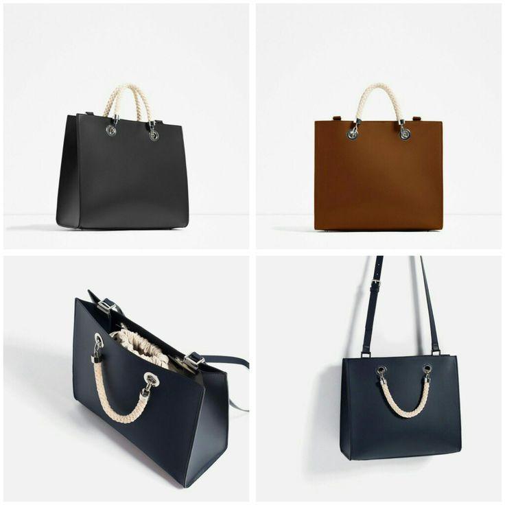 Tas Zara Office Ori 6899 30x9x25 +Free paper bag 240rb