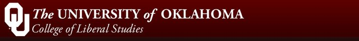 The University of Oklahoma College of Liberal Studies targeted fb ad masters in criminal justice