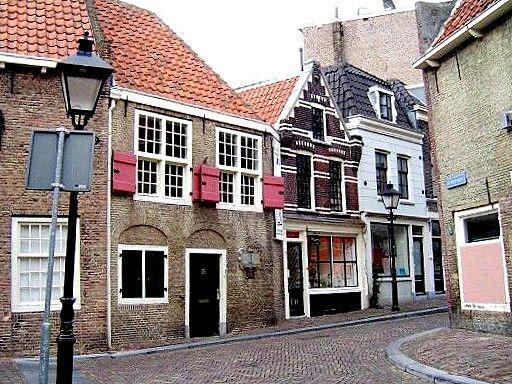 Rotterdam - Zakkendragershuisje Delfshaven