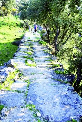 The #Carian #Trail, Southwest #Turkey - Would love to trek this! :)
