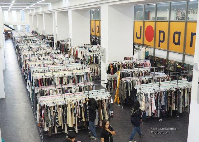 JALAN JALAN JAPAN Preloved Shopping Experience At Sky Park One City Mall USJ Subang Jaya