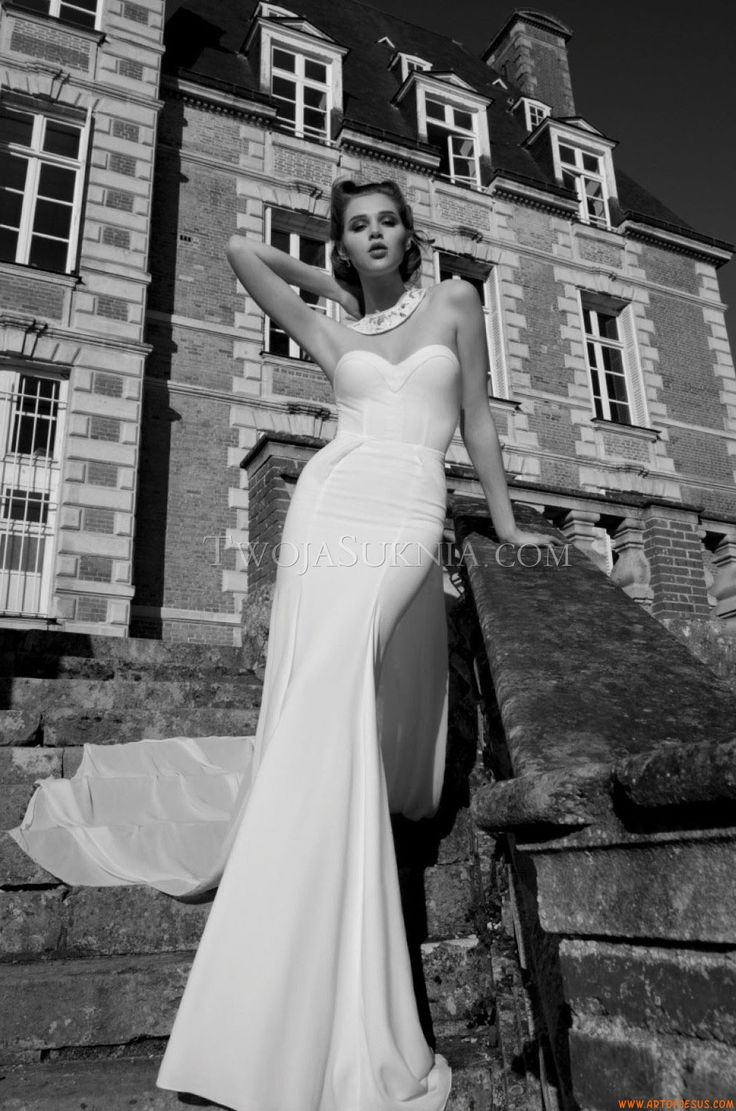 Wedding Dresses Inbal Dror BR-13-29 Paris 2013