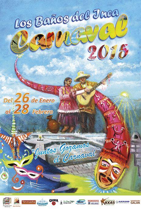 Carnaval Baños del Inca 2015