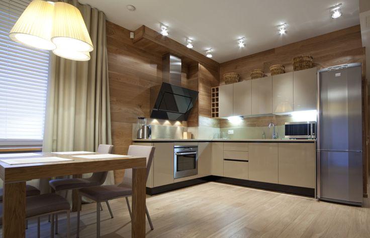 Kuchyně Susann F299 písková vysoký lesk DM  #kuchyne #kitchen #kuchynesubsonoma #kuchynskelinky #modernikuchyne #lkuchynenamiru