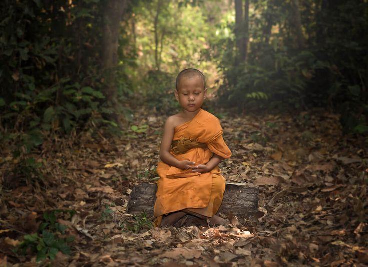 Con este cuento budista vemos cómo el ego nos mantiene separados del mundo y nos aporta sufrimiento e insatisfacción, aparte de fomentar la competitividad.