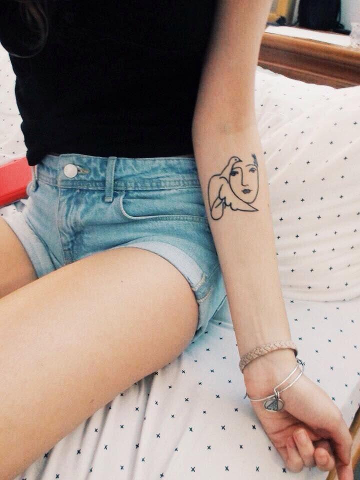 tatueringar vit orgie