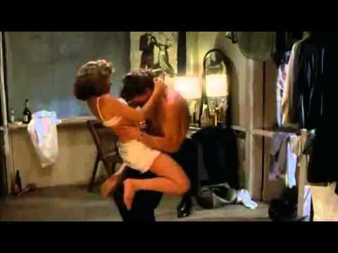 Dirty Dancing, deleted scene. I feel like I just had sex after watching this scene! Whoa...Oh Patrick Swayze, you were the