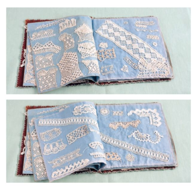 Lace Crochet and Mom | Fiber Art Reflections Crochet Sampler Book