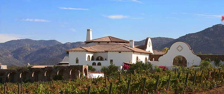 Romance, Wine and Azteca Horses: A Visit to Adobe Guadalupe in Mexico's Wine Country