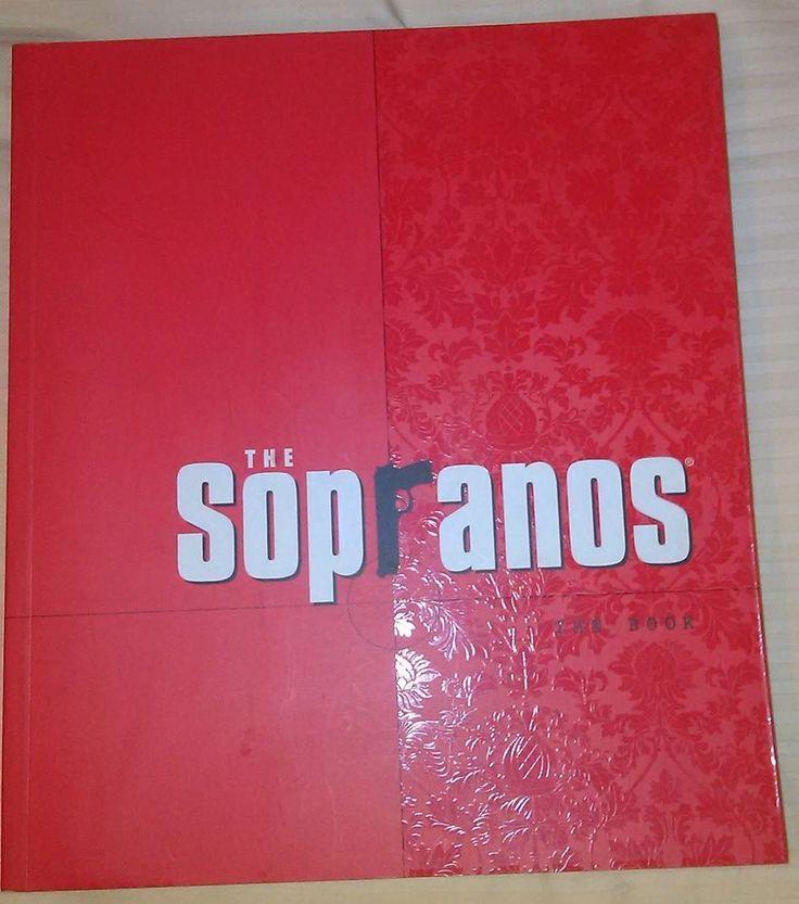 The Sopranos Complete HBO Collectors Book TV Show Brett Martin