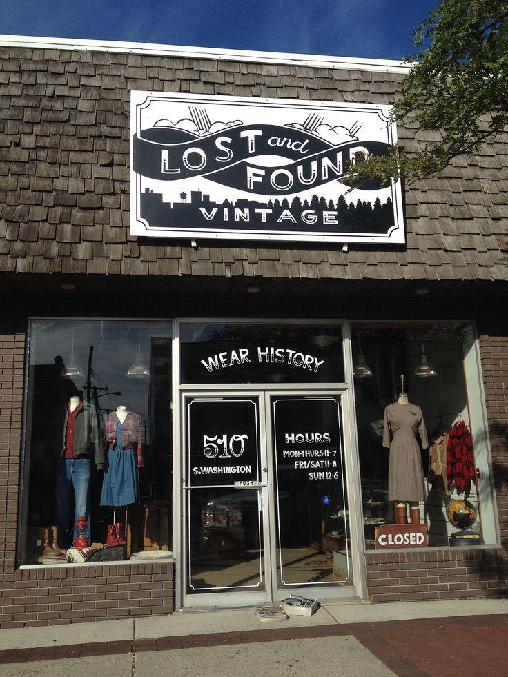 Lost & Found Vintage | Royal Oak | Detroit city, Ferndale ...