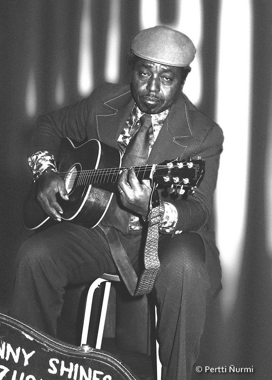 Johnny Shines 1915-1992