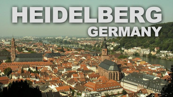 City Travel Place Heidelberg, Germany Wallpaper