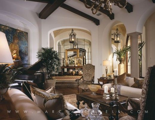 2668 best images about living spaces on pinterest for Brown s interior design boca raton fl
