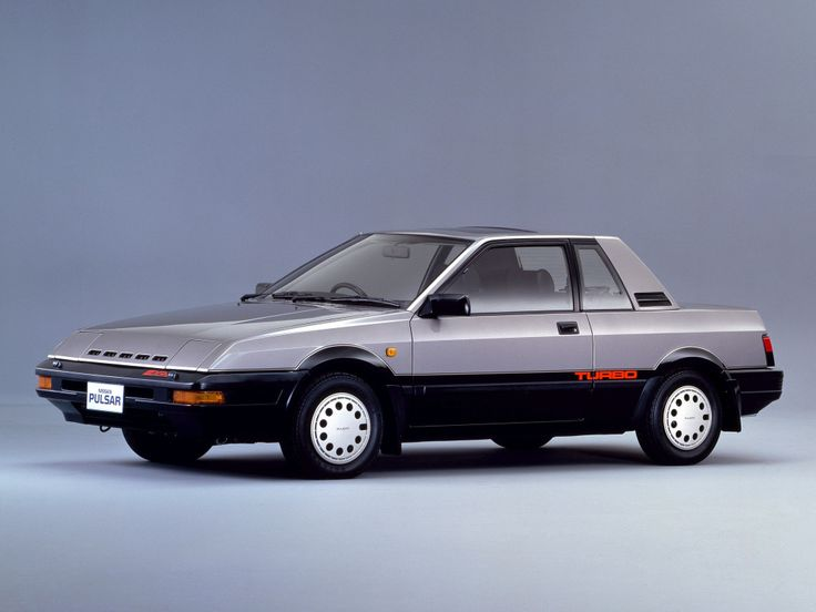 Nissan Pulsar EXA Turbo R (N12) U00271984u201386