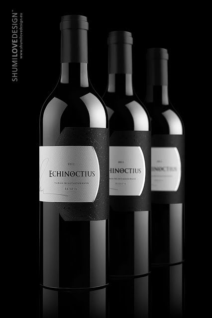 ECHINOCTIUS on Packaging of the World - Creative Package Design Gallery