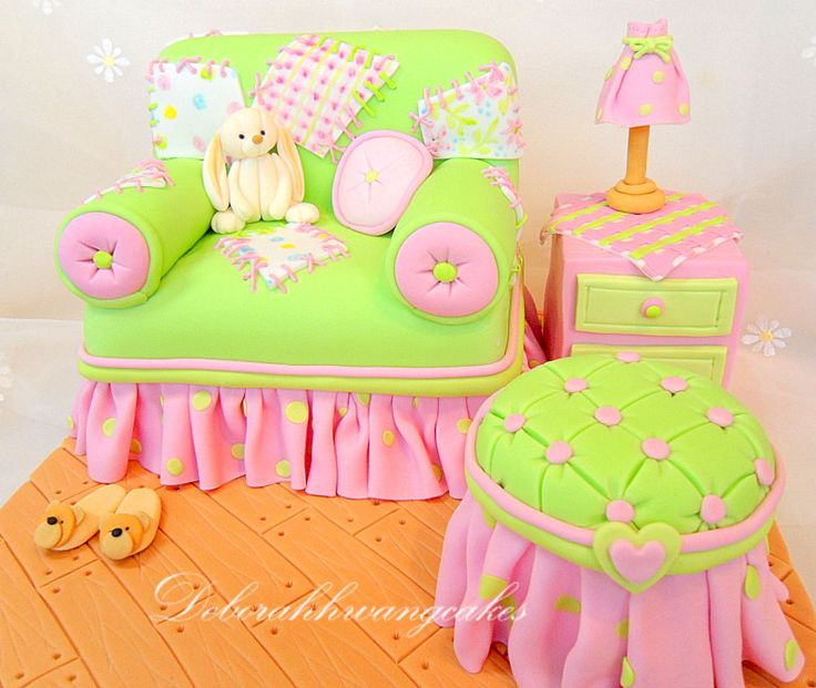 39 Best Images About Sofa Chair Bef Cakes On Pinterest