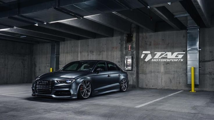 Bagged Audi S3 by TAG Motorsports