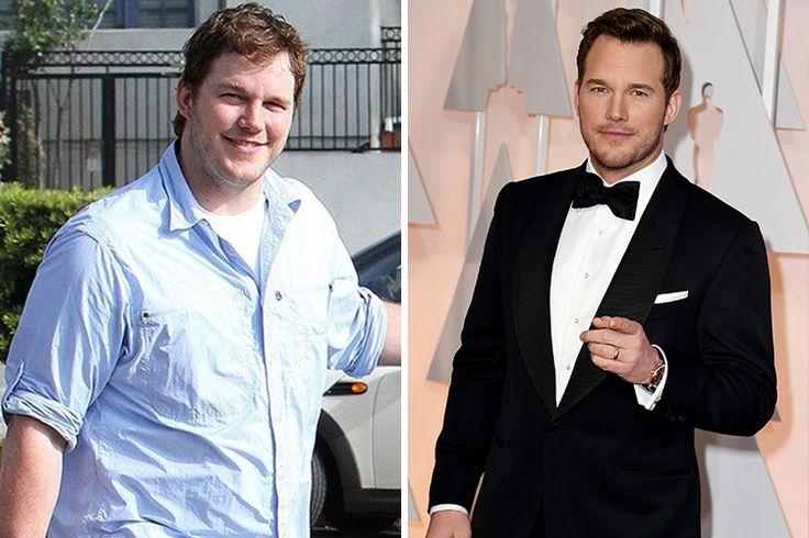 celeb weight loss
