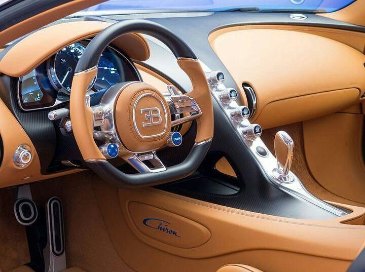 Bugatti Bbt Bugattieb110interior