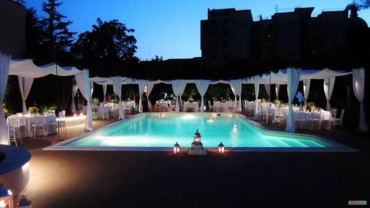 #matrimoni in #piscina.
