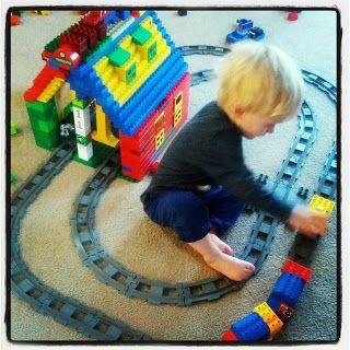 LEGO DUPLO Train Station