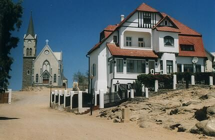 Foto Namibia, Lüderitz