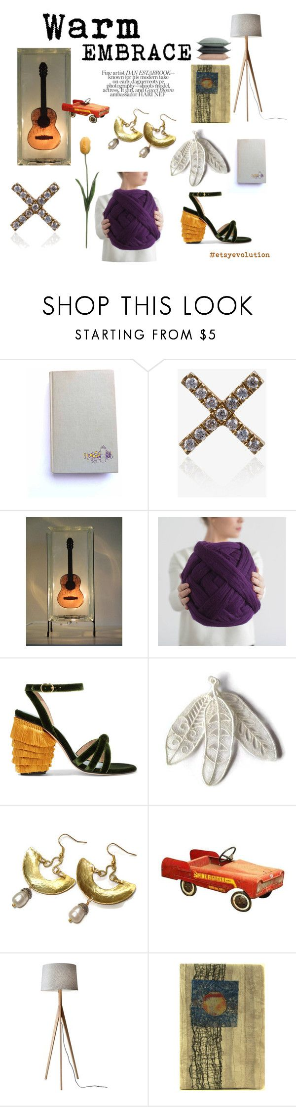 """""""warm embrace"""" by seasidecollectibles ❤ liked on Polyvore featuring Loquet, MR by Man Repeller, Design Within Reach and vintage"""