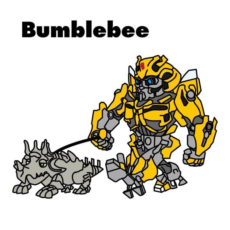 Bumblebee バンブルビー Transformers トランスフォーマー movie film 映画