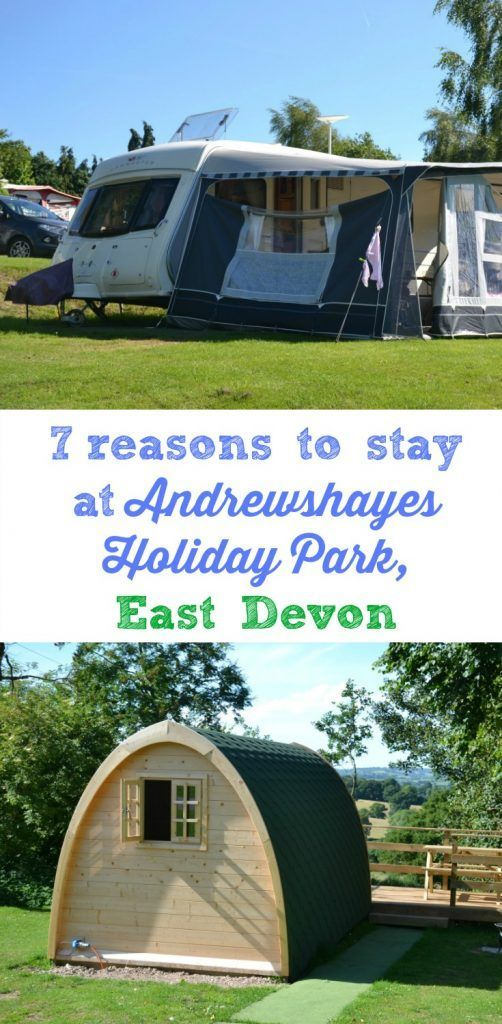 A review of Andrewshayes Holiday Park - an East Devon family and dog-friendly caravan, holiday home and camping site just 15 minutes from the Jurassic Coast