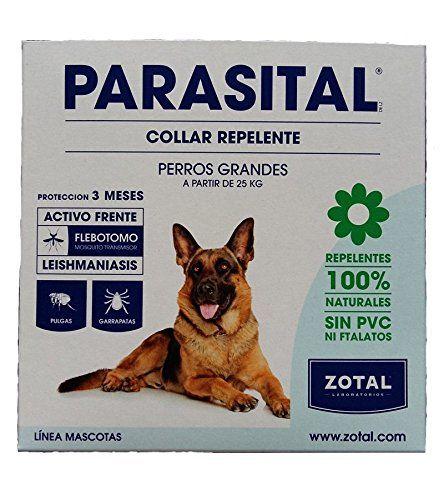 Parasital Collar Antiparasitario Perros Grandes 1 Unidad de Zotal Veterinaria Precio e informacion en la tienda: http://www.comprargangas.com/producto/parasital-collar-antiparasitario-perros-grandes-1-unidad-de-zotal-veterinaria/