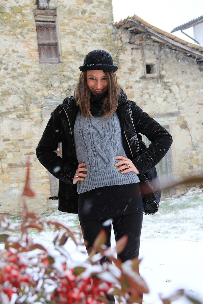 Style and Trouble: Let it Snow