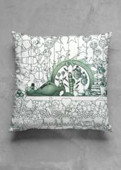 birichino pillow 10 col: What a beautiful product! Use Code AC15-AP17 to enjoy 15% off any order and to promote your collection.