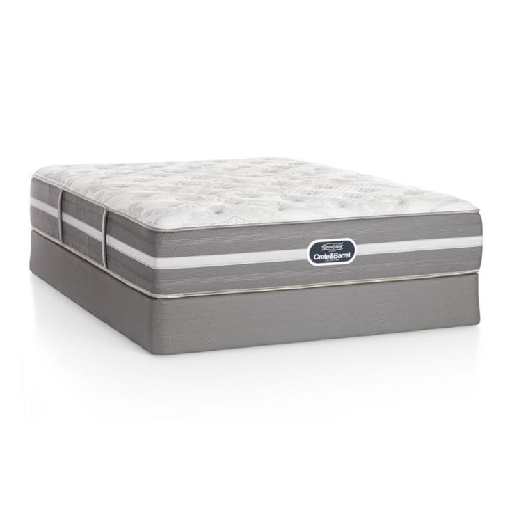 Set of 2 Simmons ® Beautyrest ® Special Edition Half-California King Box Spring